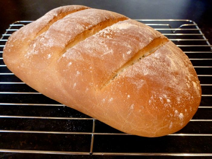Bread is one of my favourite things to make and with this basic white bread recipe it's really simple to make and tastes delicious.