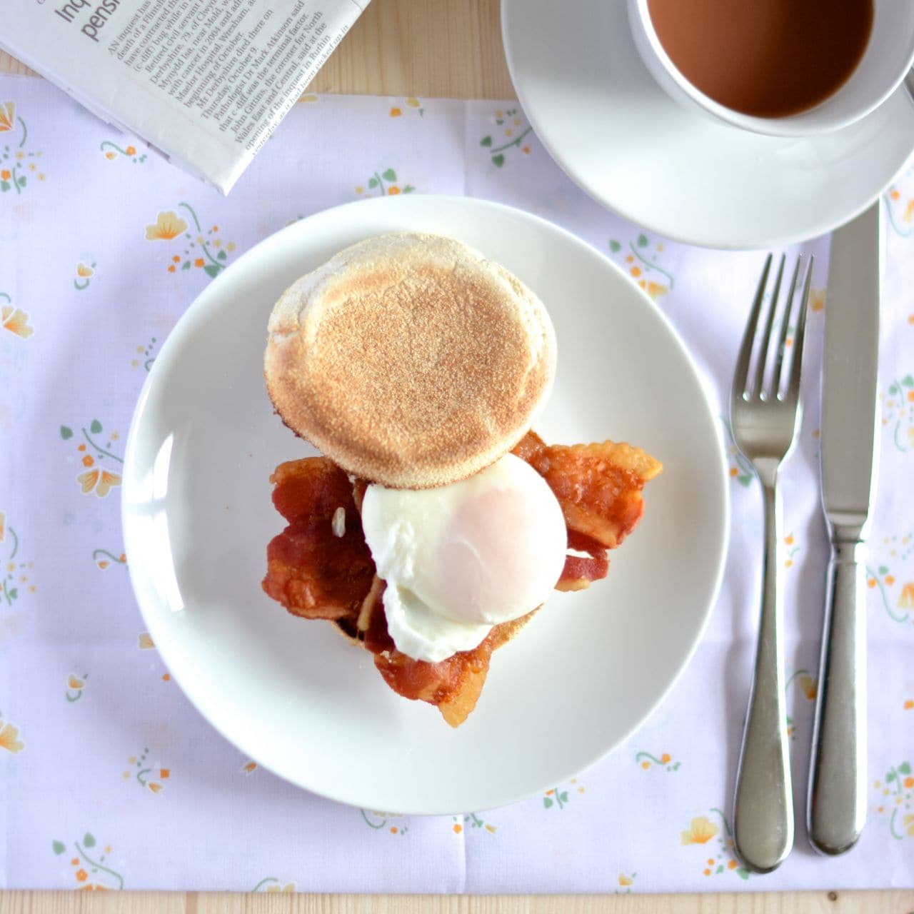 Step-by-step guide to the perfect poached egg