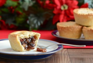 My recipe for traditional deep-filled mince pies. A delicious light almond pastry filled with homemade mincemeat – Christmas wouldn't be the same without them.