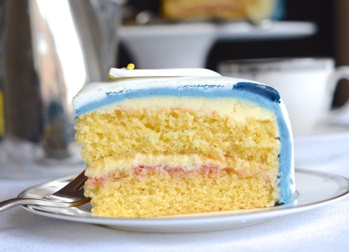 birthday cake all in one vanilla sponge my recipe book