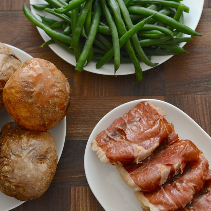 Pork fillet and sage recipes