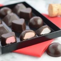 Fondant filled chocolates 2