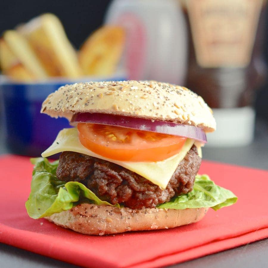 How To Make A Good Hamburger At Home