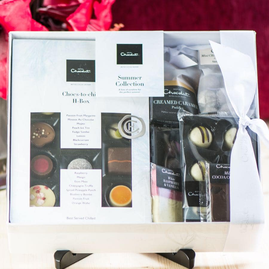 hotel chocolat summer collection