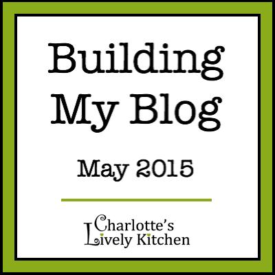 Building my blog may 2015 badge