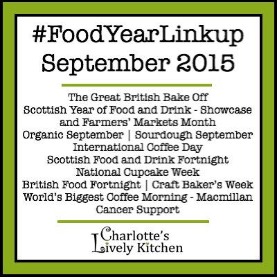 Food Year Linkup September 2015