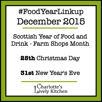 Food Year Linkup December 2015