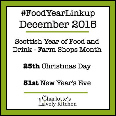 Food Year Linkup December 2015