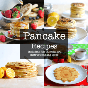 pancake recipes title