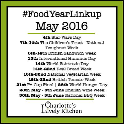 Food Year Linkup May 2016