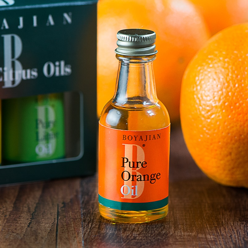 Boyajian Orange Oil