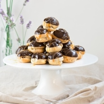 Double-Chocolate-and-Caramel-Profiteroles-11
