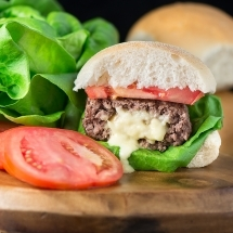 Homemade-Stuffed-Cheese-Burgers-11