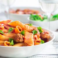 One-pot-spicy-sausage-pasta-11