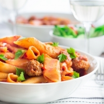 One-pot-spicy-sausage-pasta-11