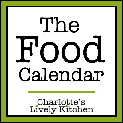 Calendar Of National Days 2020 The Food Calendar 2019 & 2020   UK Food Days, Weeks and Months