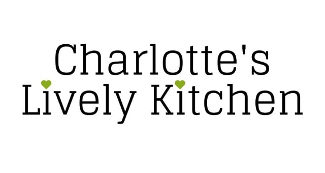 Charlotte's Lively Kitchen logo